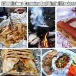 delicious camping and tin foil recipes