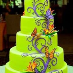 amazing butterfly cake decorating ideas