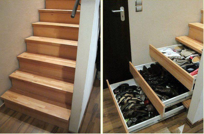 diy staircase drawers diy cozy home