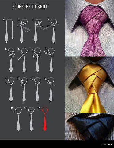 eldredge tie knot tutorial