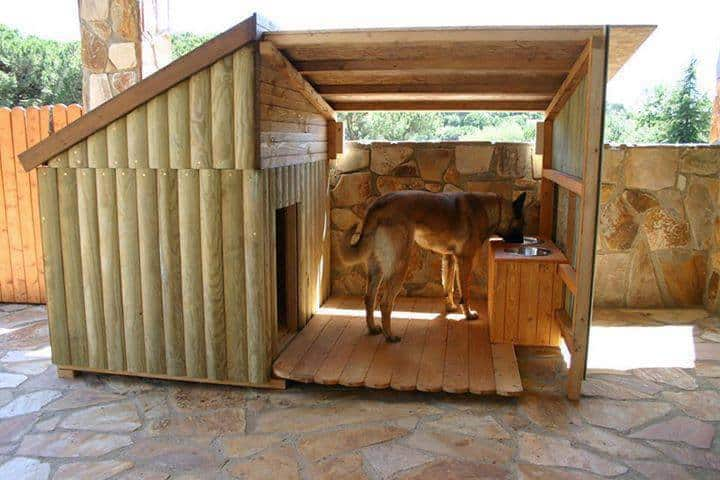 Delightful Dog House Designs Part - 4: Free Dog House Plans