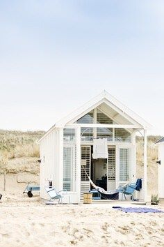 tiny beach vacation cottage