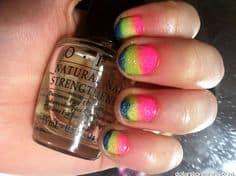 easy ombre nails