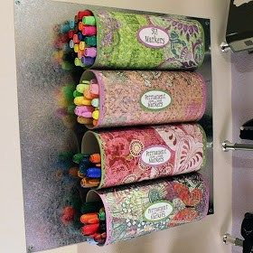 pen containers