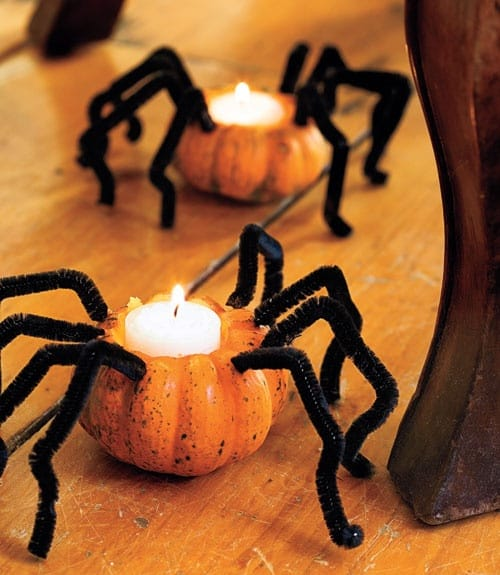 8 fun and spooky halloween decor ideas diy cozy home - Fabriquer deco halloween ...