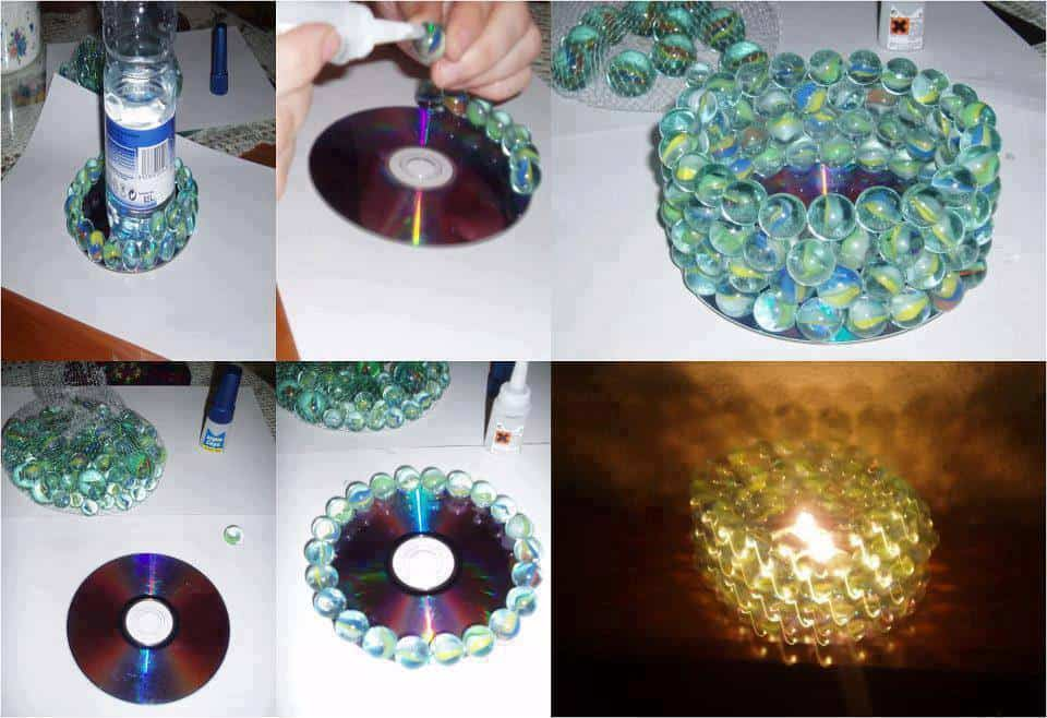 Marbles Plus Old Dvd Luminary Diy Cozy Home