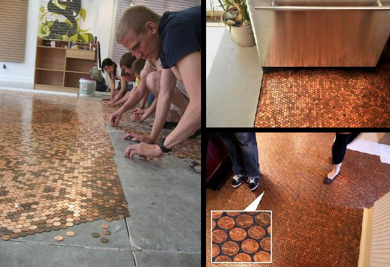 Penny Flooring Just Makes Cents Diy Cozy Home