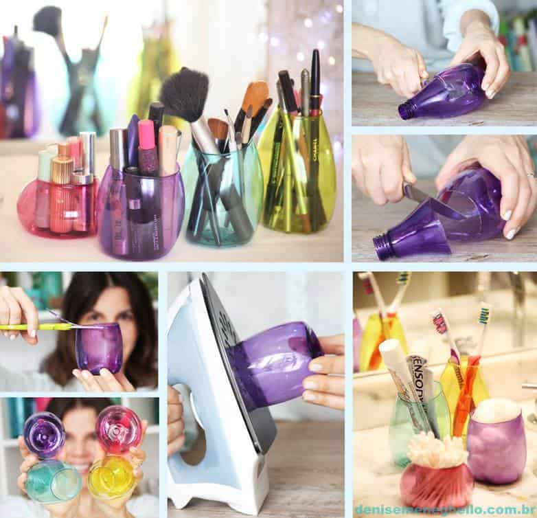 25 Awesome Ways To Re-Use Plastic Bottles | DIY Cozy Home