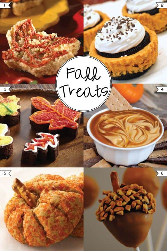 delicious fall treat recipes