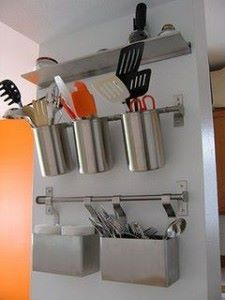 long stem utensil storage