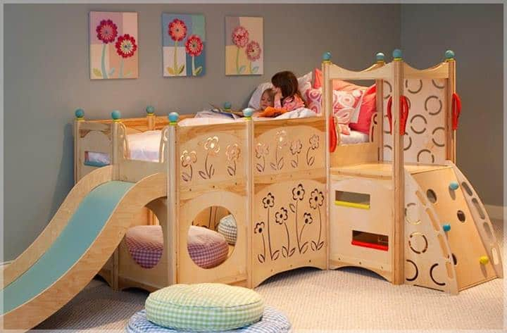 Magical Sleep and Play Bedroom Set | DIY Cozy Home