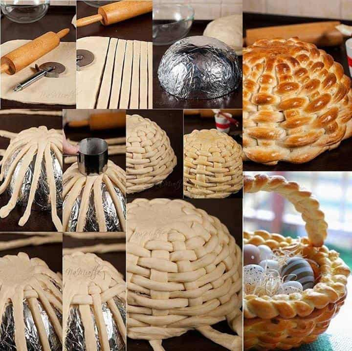 bread basket recipe