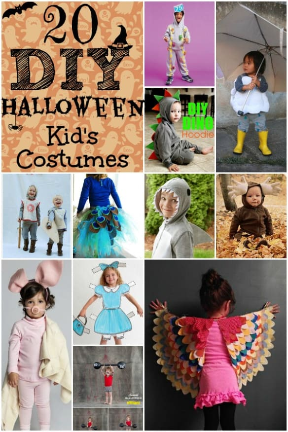 20 diy kids halloween costume ideas diy cozy home diy kids halloween costumes solutioingenieria Gallery