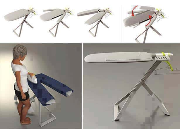 e board creative ironing board designs