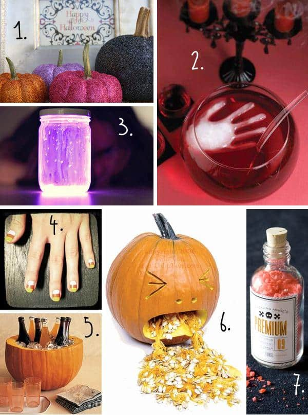 halloween roundup - Halloween Projects Diy