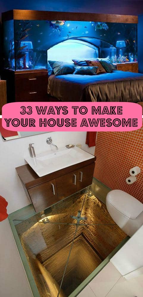 make your house awesome