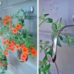 spoon planter hooks