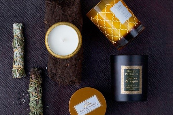 woodsy scents for fall