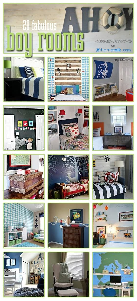 Big Boy Bedroom Ideas