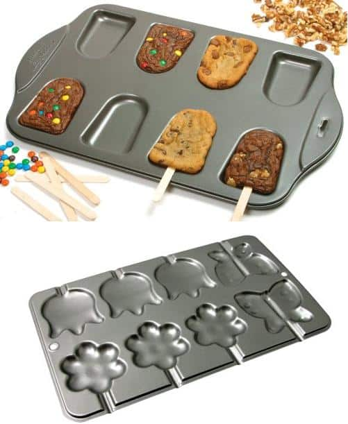 cake sicle cooking pans