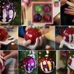 hand print ornament idea