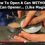 open can without opener