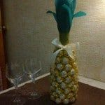 candy pineapple
