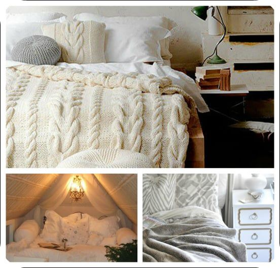 cozy winter bedroom ideas