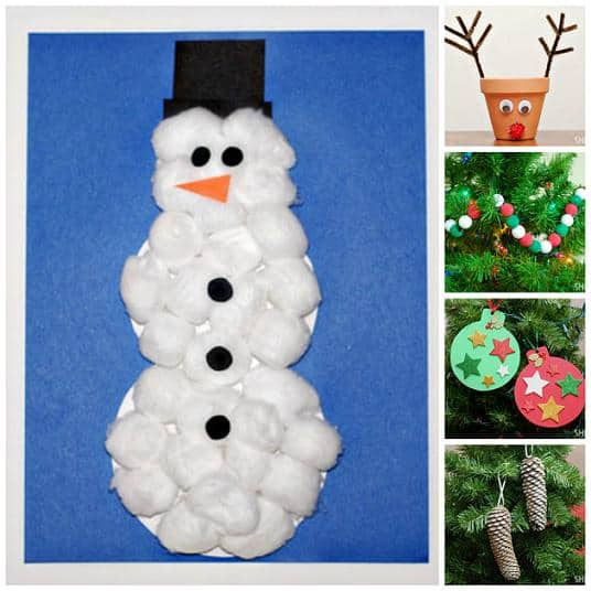 5 super easy and fun christmas crafts diy cozy home for Easy crafts for christmas presents