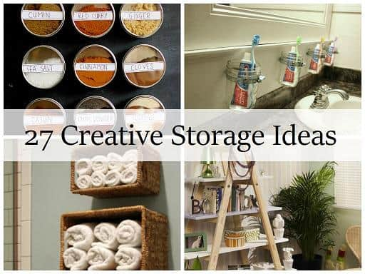 genius storage hacks