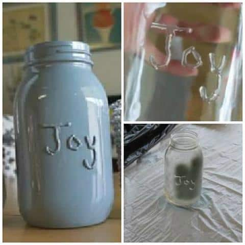 mason jar message craft