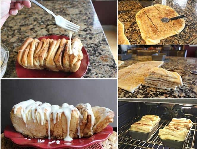 pull apart cinnamon bread recipe