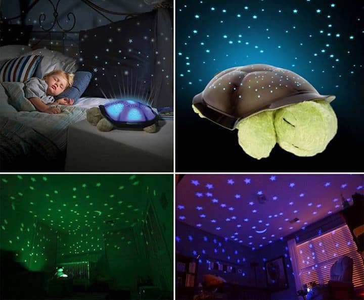 Twilight Turtle Constellation Learning Lamp Diy Cozy Home