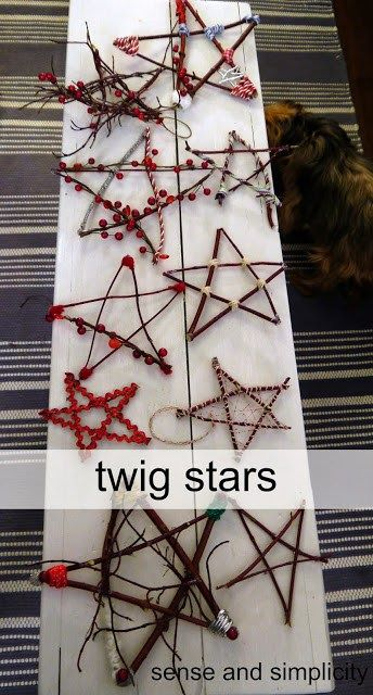 twig stars tutorial