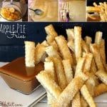 apple pie fries recipe