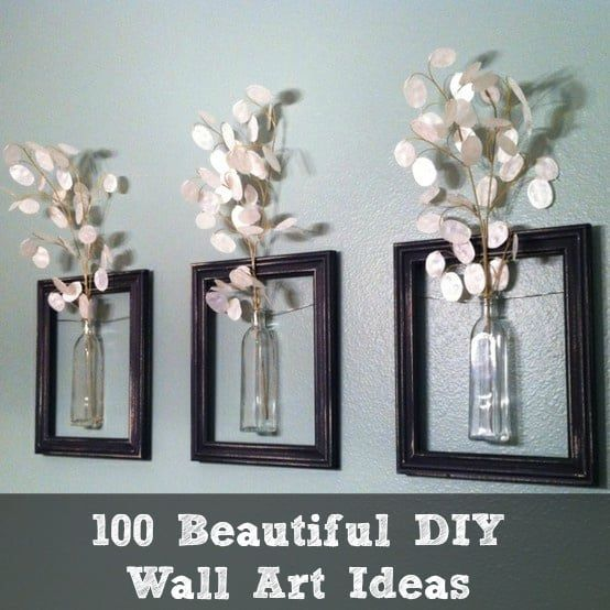 Cool Diy Wall Art Ideas : Beautiful diy wall art ideas cozy home