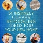 clever remodel ideas
