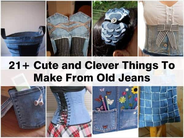 clever jean ideas