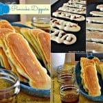 pancake dippers recipe
