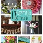 Spring Projects-18 Terrific DIY