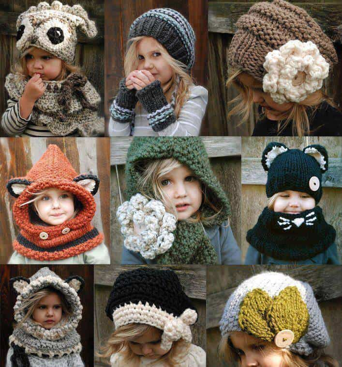 Adorable Crochet Patterns By Heidi May