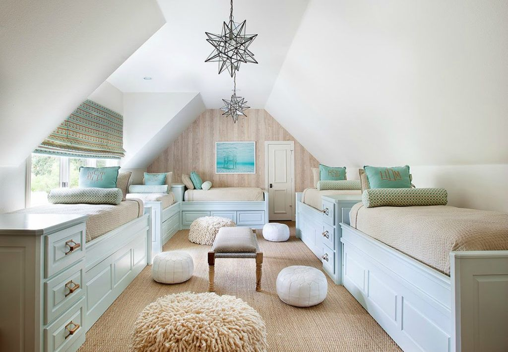 Attic Design Ideas