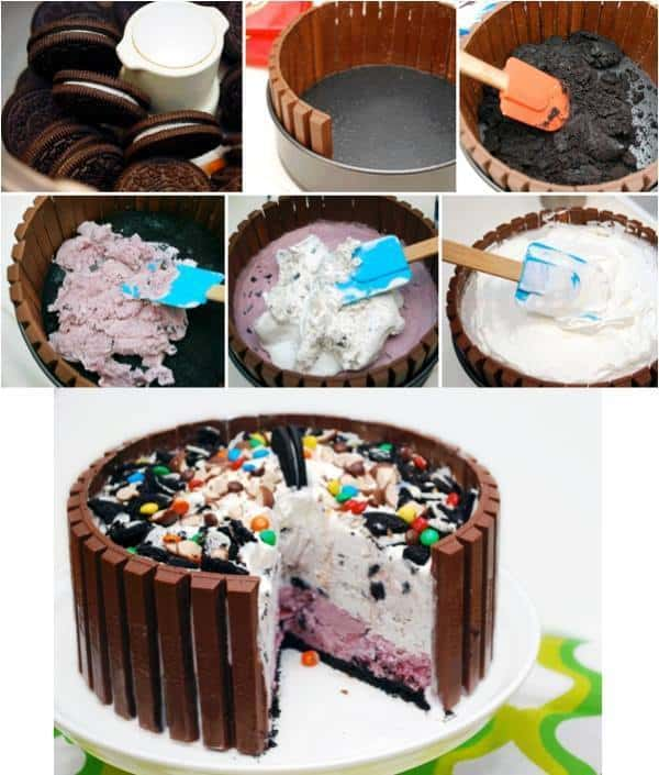 Ice Cream Barrel Cake Recipe DIY Cozy Home