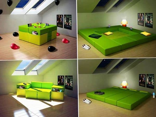 Multiplo Modular Furniture