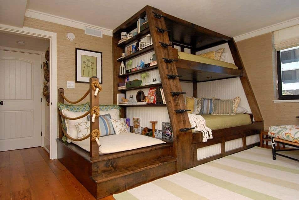 Mind Blowingly Cool Bunk Bed Designs