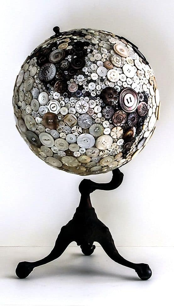Upcycle Old Globes