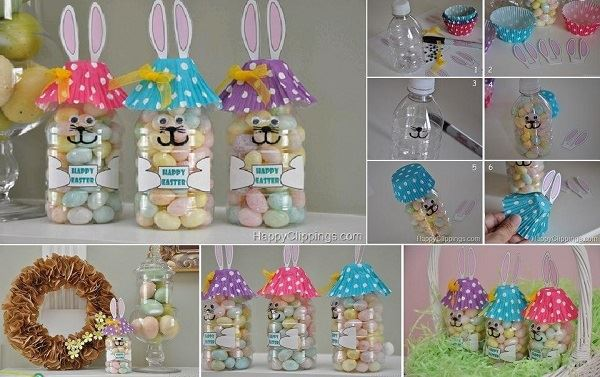 DIY Easter Bunny Bottle