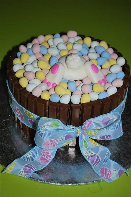 The Perfect Barrel Cake