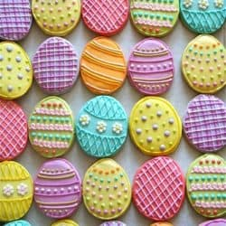 42 Beautiful Easter Cookie Ideas