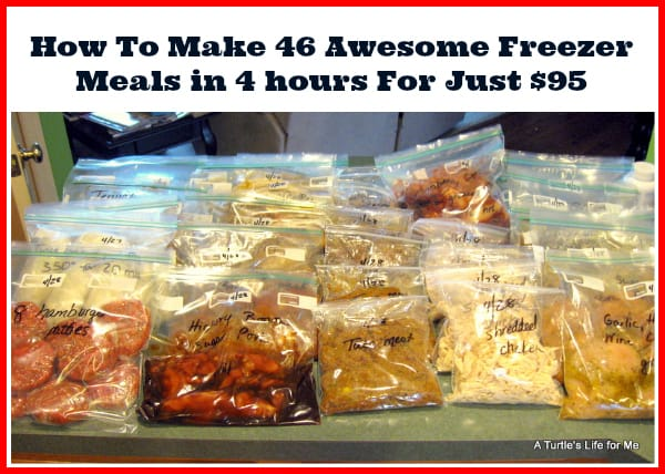 70+ Healthy Freezer Meal Recipes (+ All About Freezer Cooking) With two part-time jobs, three small kids at home, and a home to manage, I know the life of a busy mom and the struggle to feed everyone healthy, homemade meals.